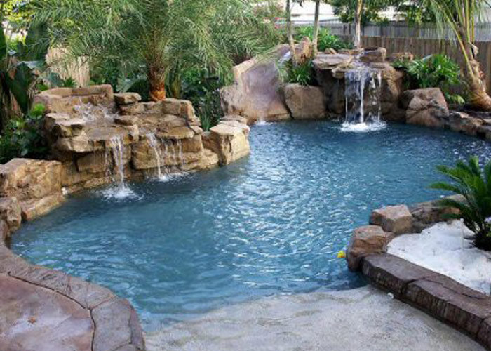 caves grottos - Swimming Pools With Grottos