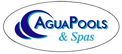 Agua Pools & Spas Logo