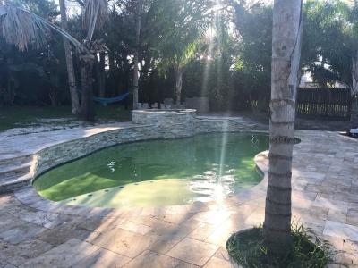 Custom pool & spa construction in New Smyrna Beach