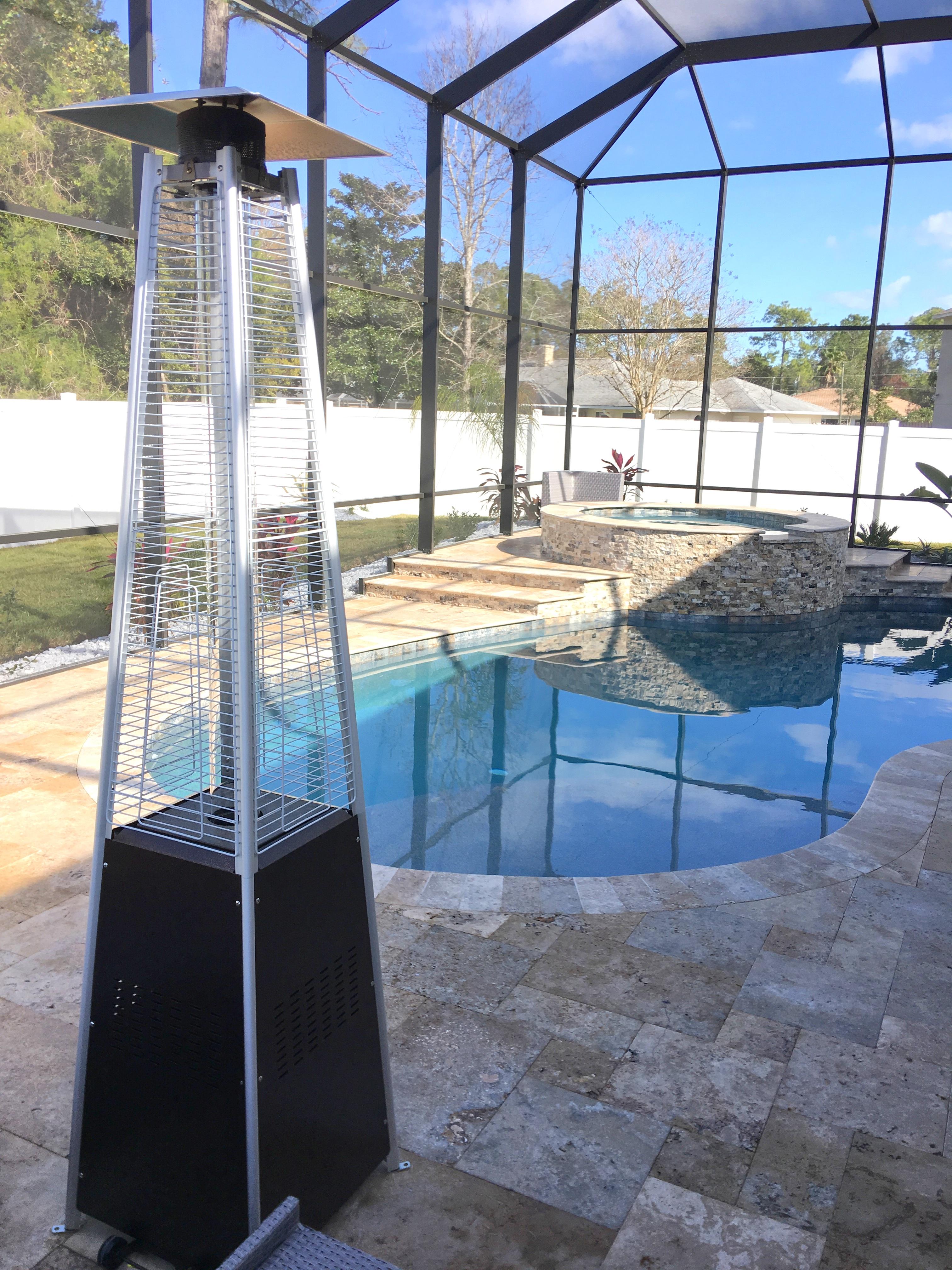 Custom pool and spa in Palm Coast