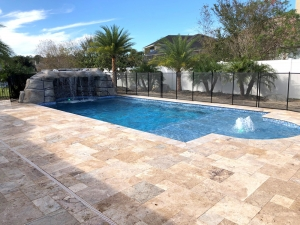 St Augustine custom pool builders