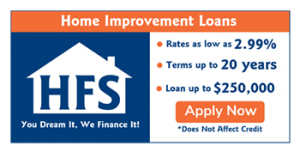 HFS Home Improvement Loans