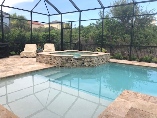 Custom Pools Integrated Within Central Florida Aguapools