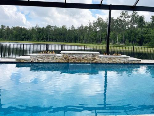 Luxury pool construction in St Augustine FL