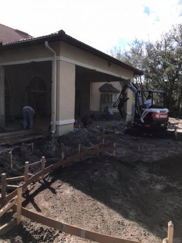 Hammock-Dunes-Home-Pool-Construction-In-Progress-3