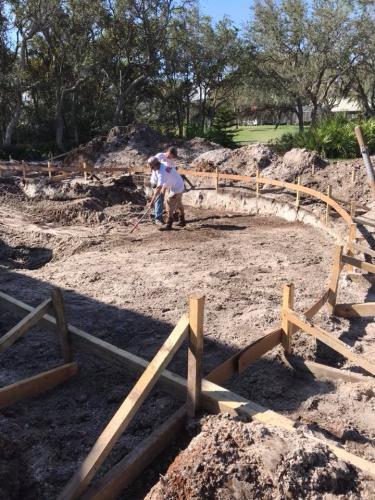 Hammock-Dunes-Home-Pool-Construction-In-Progress-7