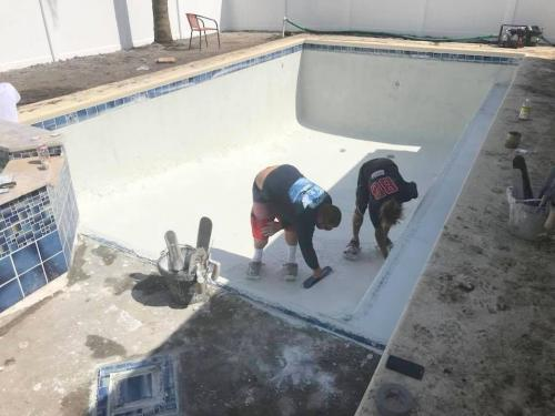Palm-Coast-pool-construction-4-plastering-interior-1